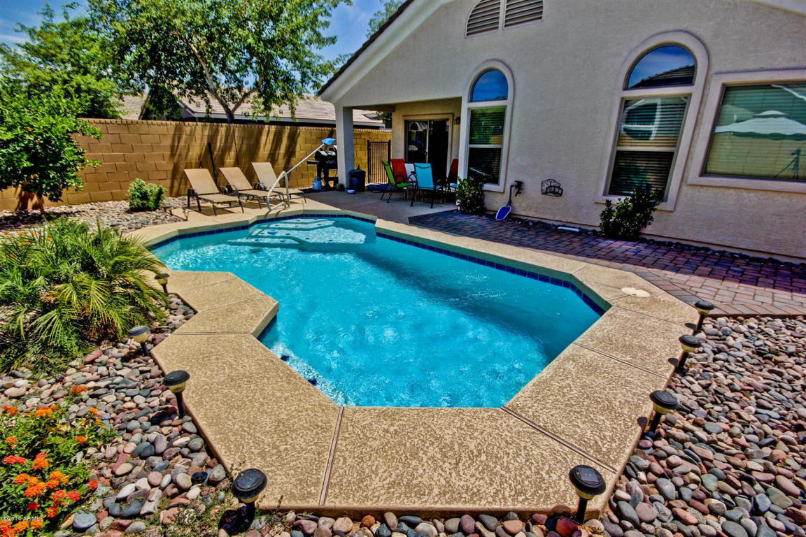 Power Ranch Homes For Sale With A Pool Gilbert Az Homes